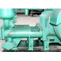 China Horizontal Three - Cylinder Oil Rig Mud Pump Single Acting ISO Approved on sale