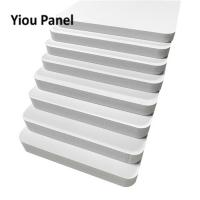 China Non Toxic PVC Closed Cell Foam Board 0.3 - 0.8g/cm3 Density With Smooth Surface on sale