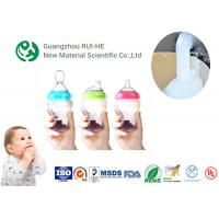 Quality Baby Care Food Grade Liquid Silicone Rubber , Addition Cured Silicone wholesale