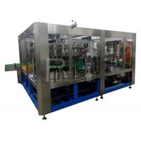 China PET Plastic Glass 3 In 1 Monobloc Soda Drink Beverage Water Bottle Filling Machine / Equipment / Line / Plant / System on sale
