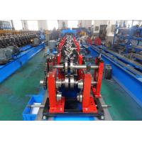 Quality 1.6 - 3.2mm Thick Steel C & Z Purlin Forming Machine With Manually Change Over wholesale