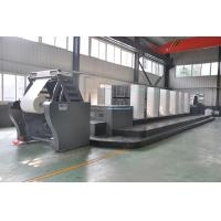 China Commercial Multicolor Offset Label Printing Machine Shaftless Driving Type on sale