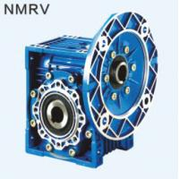 Quality NMRV center distance 40 flange input ratio 10:1 single reduction worm gear reducer wholesale