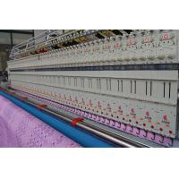 Quality computerized 33 heads Quilting embroidery machine for home textile, mattress, curtain, cushion, blanket, apparel... wholesale