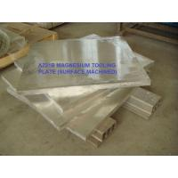 Quality AM60 Hot rolled Magnesium tooling plate AZ91D magnesium tooling plate AZ31 TP magnesium tooling plate ASTM B90/B90M-07 wholesale
