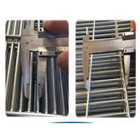 China Strong Tensile Galvanized Welded Wire Mesh Fence With Standard Size on sale