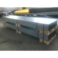Quality JIS G3101, SS400 Pre galvanized / Hot Dipped Galvanized C Channel of Mild Steel Products wholesale