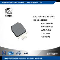 China Denso Ignition Module 099700-0850 099700-0940 ACDELCO 12578224 12594176 on sale
