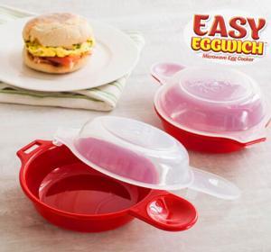 Easy Eggwich breakfast sandwich maker