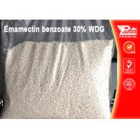 Quality Emamectin benzoate 30% WDG Pest control insecticides 119791-41-2 wholesale