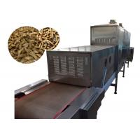 Quality High Production Efficiency Microwave Vacuum Drying Equipment 120KW For Fly Larvae wholesale