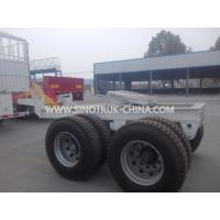 Quality Flexible 2 Alxes Truck Dolly Trailer For Connect Two Units Semi Trailer wholesale