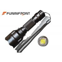 China 10W Powerful LED Flashlight Handheld for Portable Outdoor Camp Lantern, Backpack on sale