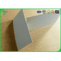 Quality Smoothness surface grey board 300gsm to 1500gsm for hard box package wholesale