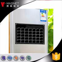 Quality magnetic dry erase planner  flexible magnetic whiteboard for fridge China factory wholsale wholesale