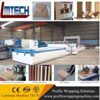 China High performance vacuum membrane hot press laminate machine on sale