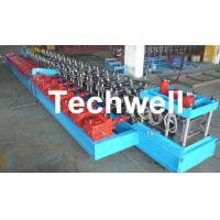 Quality Quick Change C / Z Shaped Purlin Roll Forming Machine  / Channel Roll Forming Machine wholesale