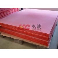 Quality Low Smoke And Halogen - Free GPO3 Fiberglass Sheet Suitable To Rail Traffic wholesale