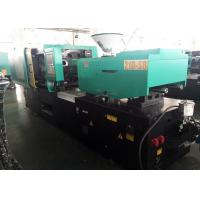 Quality Bi - Metal Surface PVC Pipe Fitting Injection Molding Machine 210Ton With Clamping Unit wholesale