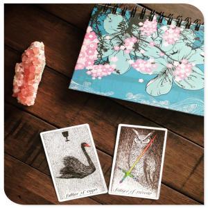 China Tarot Card Card High Quality Custom Silver Edges Tarot Deck Cards Printing Oracle Cards on sale
