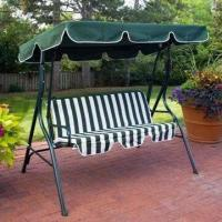 Quality 170x108x153cm swing chair, cover made of polyester wholesale