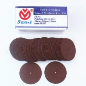 Quality Polishing Abrasive Disc Dental Rotary Tools San - I Polishing Silicon Dental Lab Material wholesale