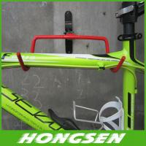 Quality bicycle storage wall rack hang bike wall wall mounted bike rack wholesale