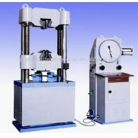 Quality hot sale and lower price Analog Display Hydraulic Universal Testing Machine WE-100C wholesale