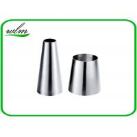 Quality High Performance Sanitary Butt Weld Fittings Concentric Eccentric Reducer Fitting wholesale