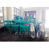 Quality 60 Mesh Wood Pulverizer Machine Dust Free Compact Structure Water Spray Cooling wholesale