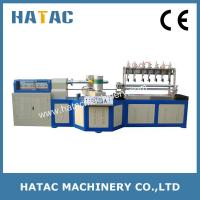 China Multi-blade Tissue Paper Core Making Machine,Paper Tubes Forming Machinery on sale