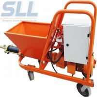 Quality 7.5kw Mortar Cement Spraying Equipment 3 Phase Mortar Spraying Machine wholesale