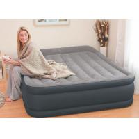 China Household Elevated Inflatable Bed King / Queen Size 7 * 55 * 4 Inch on sale