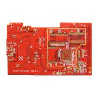 China 1/1OZ 6L Immersion gold PCB Assembly,  Double-sided Aluminum boards on sale