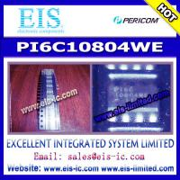 Buy cheap PI6C10804WE - PERICOM - 1.8V/2.5V, 250MHz, 1:4 Networking Clock Buffer - Email: from wholesalers