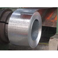 Buy cheap EN10147 Zero Spangle Hot Dipped Galvanized Steel Strip with Passivated and Oiled from wholesalers
