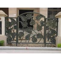Quality wrought iron gate HT-G007 wholesale