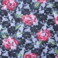 Quality Calico Fabric, Made of 65% Cotton/35% Nylon, with 55 to 57-inch Width, Comes in Various Colors wholesale