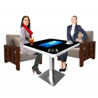 China Smart Multi Touch Screen Coffee Table  Interactive 21.5 Inch For Restaurant on sale