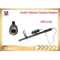 Quality Under vehicle inspection camera for security checking completely portable type wholesale