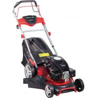 Quality 4 In 1 Self Propelled Petrol Lawnmower / Self Drive Petrol Lawn Mowers With Roller wholesale