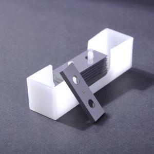 Quality 2 / 4 Cutting Edge Carbide Planer Blades 30°/37° Angle High Precision wholesale