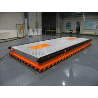 Quality Aerospace Industrial Air Cushion Vehicle Automatic Balancing Transport Platform wholesale