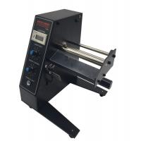 Quality 3W Automatic Label Dispenser Machine Black Color 250mm Diameter For Packaging wholesale