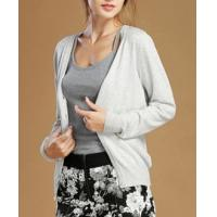 Quality Knit female cardigan long sleeve in the spring and autumn v-neck wholesale