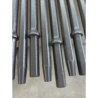 Quality Quarrying Mining Hex Drill Rod 11 Degree 1220mm 4 Feet Small Hole Drilling Tools wholesale