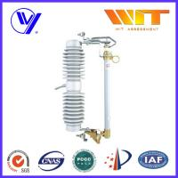 Buy cheap 33KV - 36KV Porcelain Cutout Fuse With High Power Holder from wholesalers