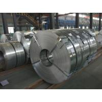 Quality Slit Hot Rolled Galvanized Steel Strip In Coil ( Steel Belt ) wholesale