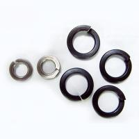 China Stainless Steel Split Ring Lock Washer 2mm Height High Corrosion Resistance on sale