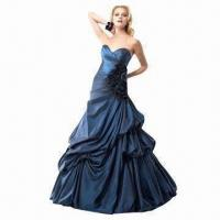 Quality 2012 Classical Style Sweetheart Organza A-line Evening Dress wholesale